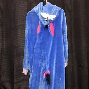 Eeyore Disney costume